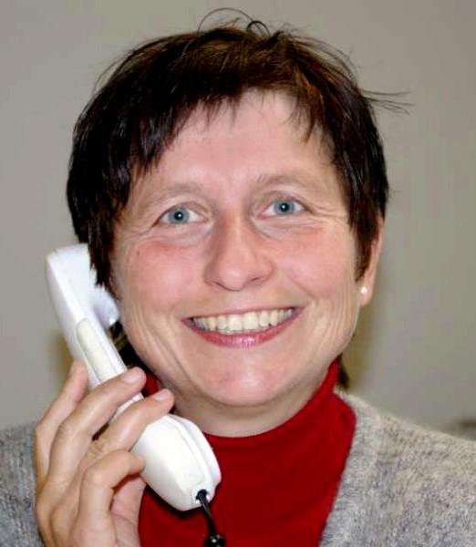Frau Schweizer